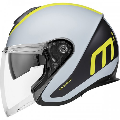 CASQUE M1 PRO ECE Triple Yellow-SCHUBERTH