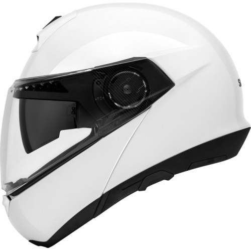 CASQUE C4 BASIC Glossy White-SCHUBERTH