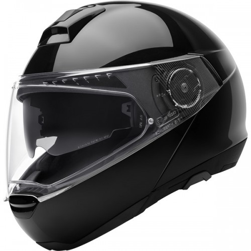 CASQUE C4 PRO ECE Glossy Black-SCHUBERTH