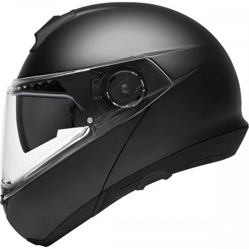 CASQUE C4 PRO ECE Matt Black-SCHUBERTH