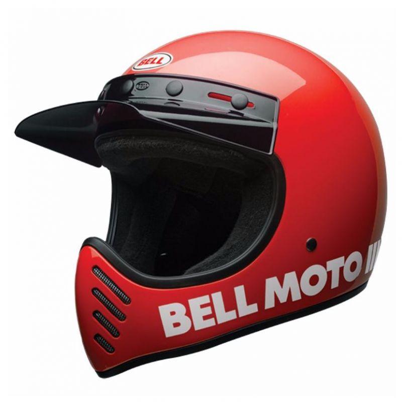 Casque Bell Moto-3 Classic