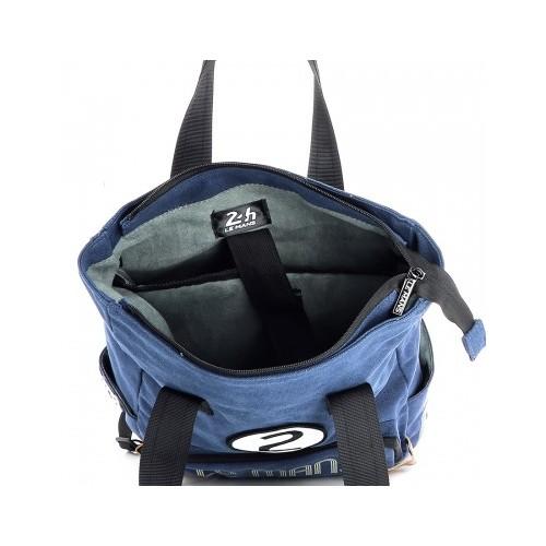 24H Le Mans LEGENDE - Grand sac à dos bleu