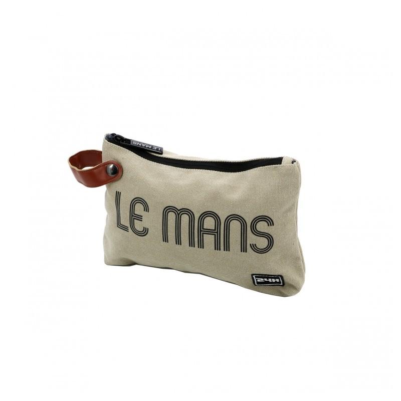 24H Le Mans LEGENDE - Pochette beige