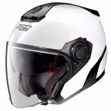 Casque Davida 80415 - White Gold Red