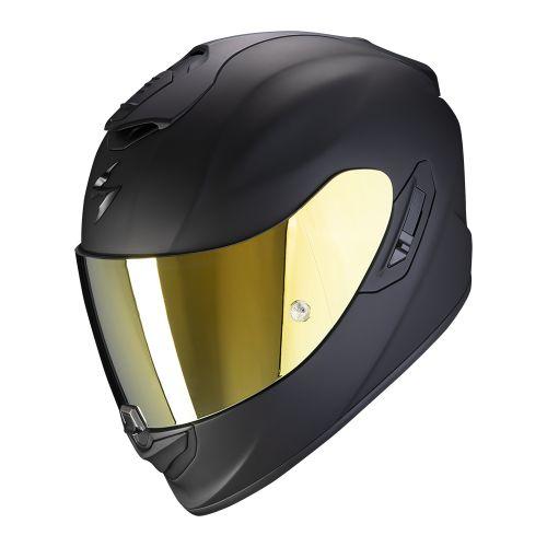 Casque moto intégral SCORPION EXO-1400 AIR SOLID