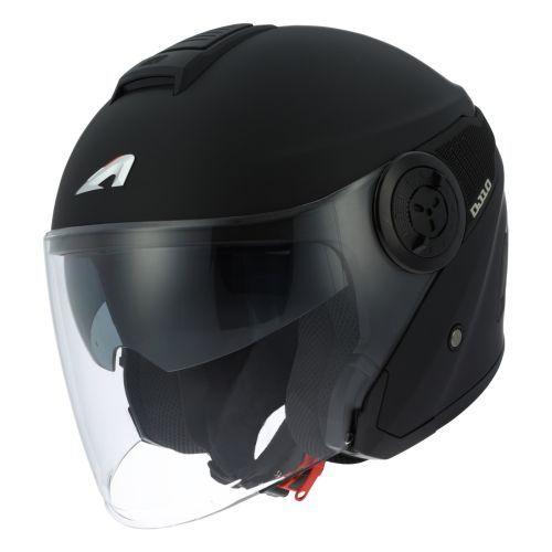 Casque moto jet ASTONE DJ10 - 2 monocolor matt