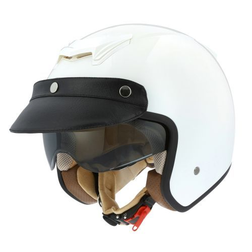 Casque moto jet Astone Sportster 2 mono color