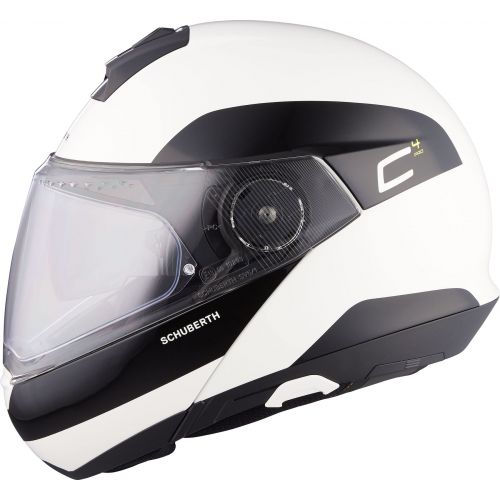CASQUE C4 PRO ECE Fragment White-SCHUBERTH