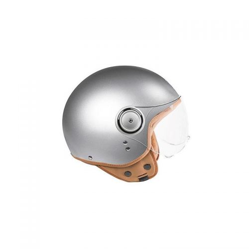 Casque Moto Jet ELEMENTS -MÂRKÖ TITAN MAT
