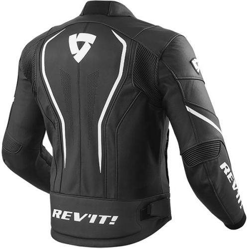 BLOUSON CUIR VERTEX GT - REV'IT