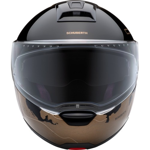 CASQUE C4 PRO WOMEN ECE Magnitudo Brown-SCHUBERTH