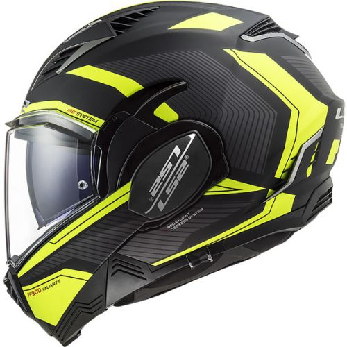 CASQUE VALIANT 2 REVO-LS2