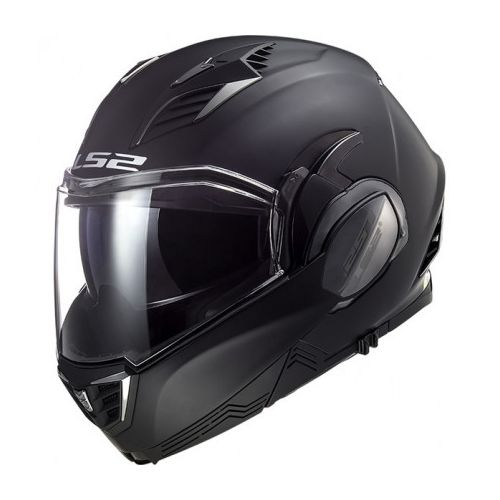 CASQUE VALIANT 2 NOIR MATT BLACK EDITION-LS2