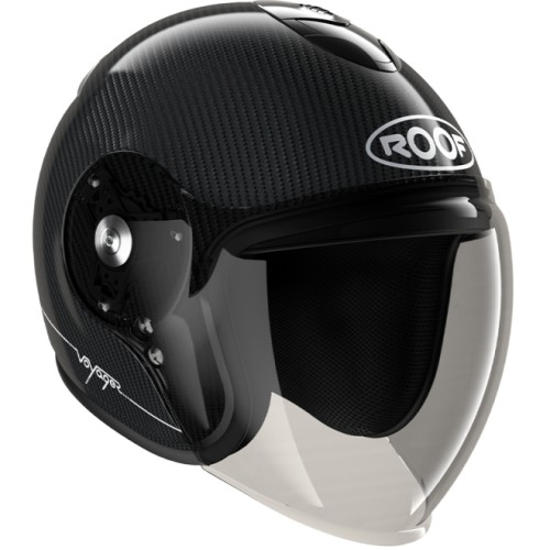 CASQUE JET RO38 VOYAGER CARBON-ROOF