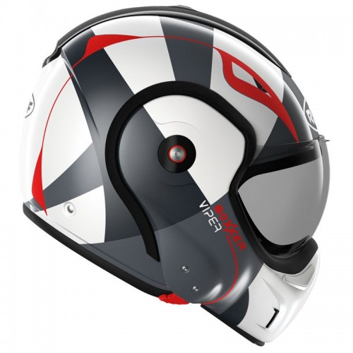CASQUE MODULABLE RO9 BOXXER VIPER-ROOF
