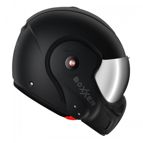 CASQUE MODULABLE RO9 BOXXER BLACK SHADOW-ROOF