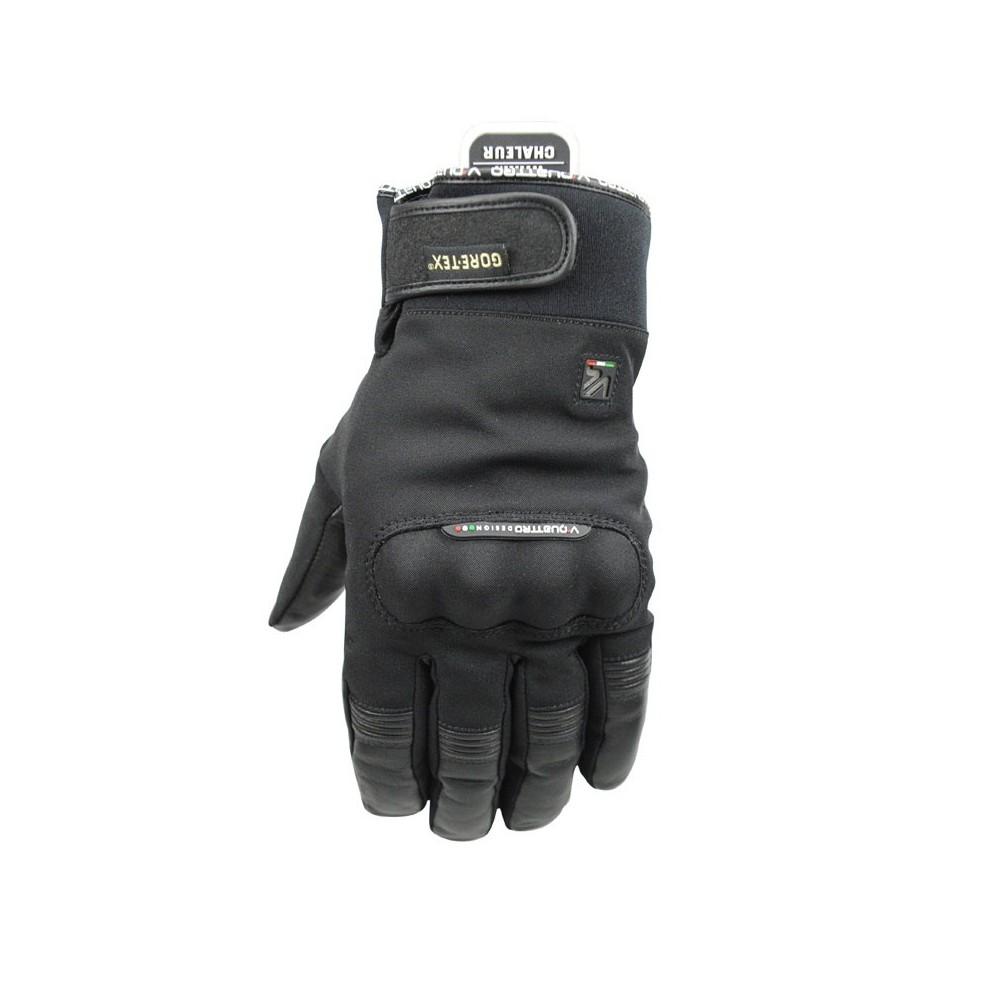 achat gants v quattro commuter gtx 2 1 gore texv quattro pas cher. Black Bedroom Furniture Sets. Home Design Ideas