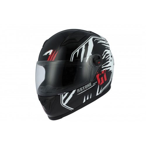 CASQUE MOTO INTEGRAL GT2 KID GRAPHIC PREDATOR - ASTONE
