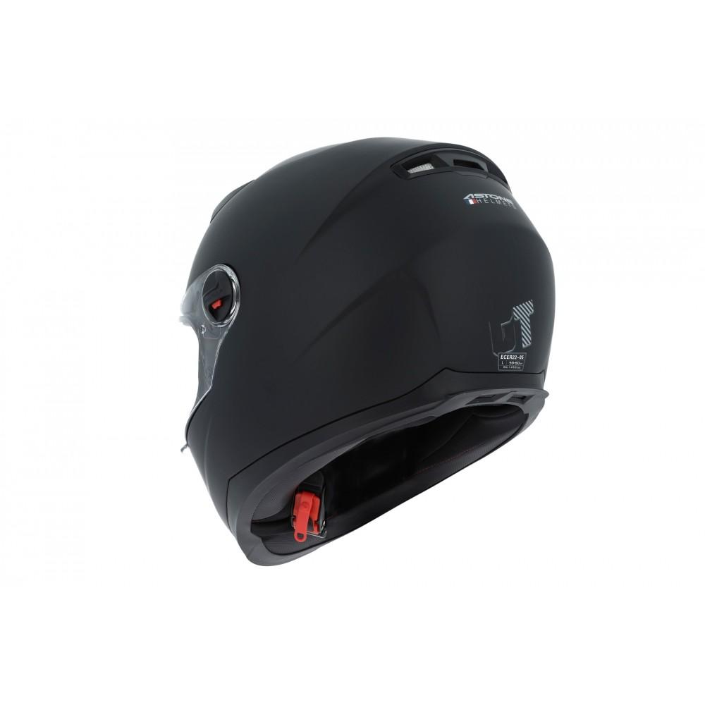 achat astone enfant gt2 monocolor mattastone helmets pas cher. Black Bedroom Furniture Sets. Home Design Ideas