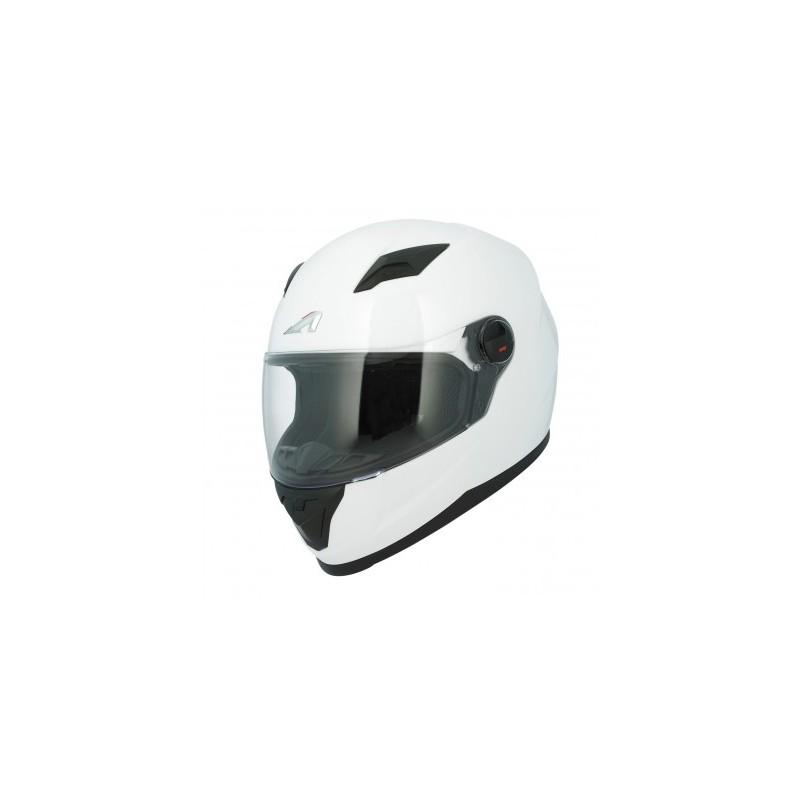 Casque moto intégral Astone enfant GT2 monocolor gloss