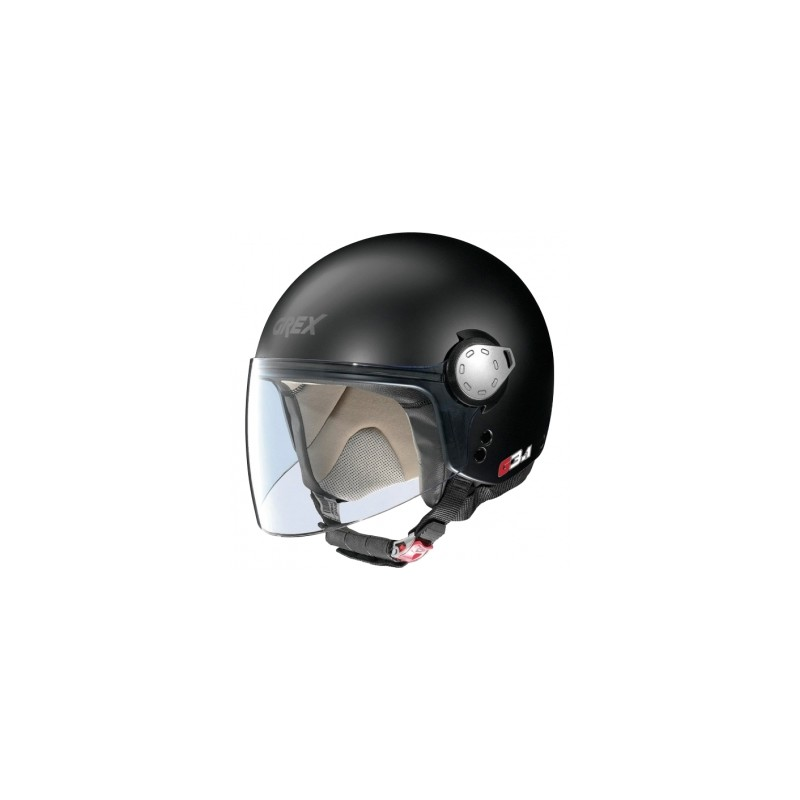 Casque moto jet Grex G3.1 Kinetic