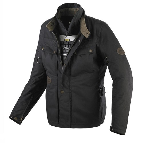 BLOUSON MOTO TEXTILE WORKER TEX H2OUT - SPIDI