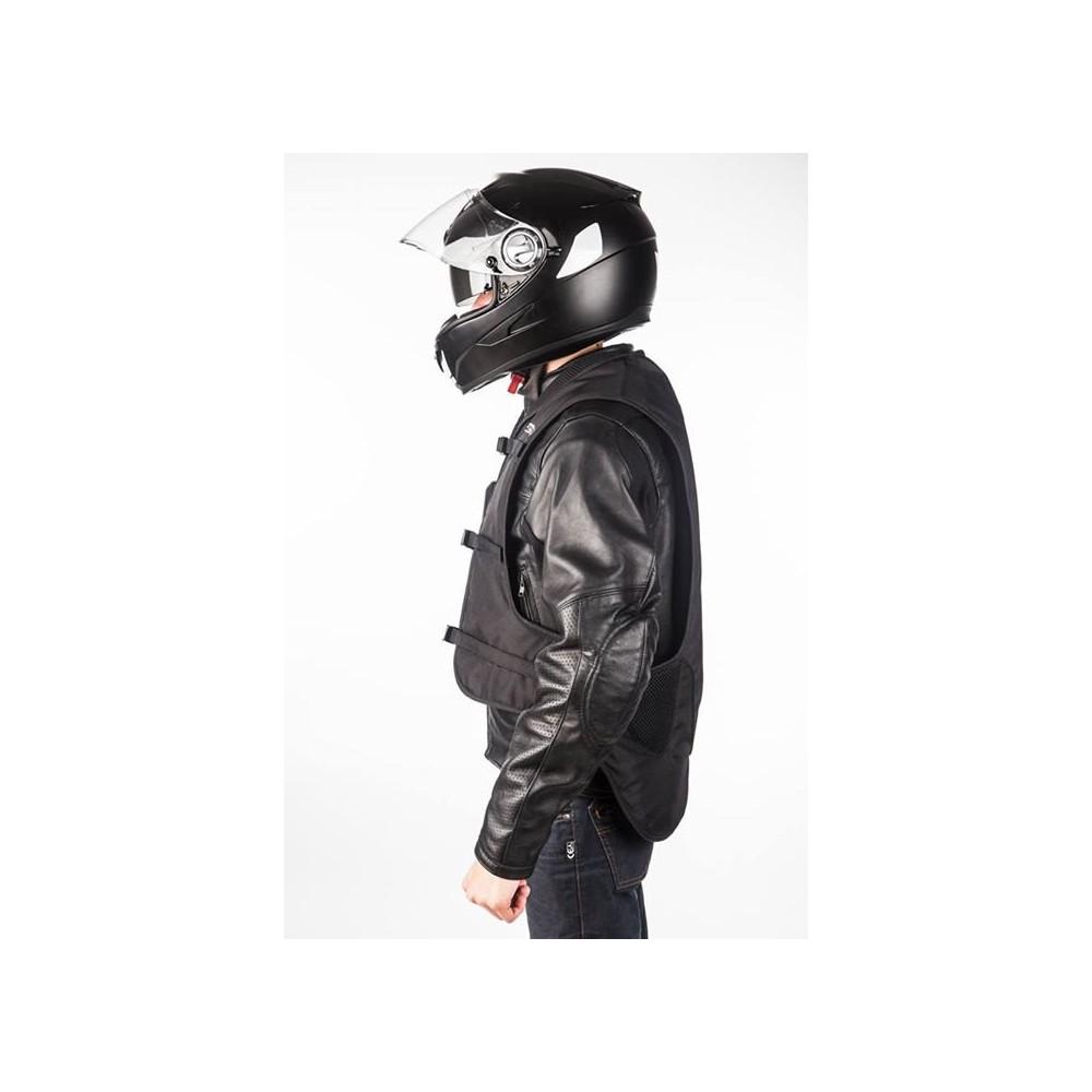 gilet airbag moto helite airnest turtle pas cher. Black Bedroom Furniture Sets. Home Design Ideas