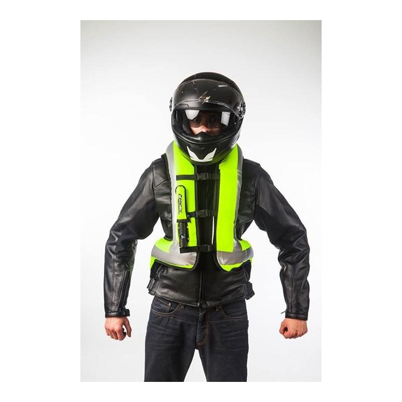 Gilet airbag Helite Airnest Turtle Hi.Vis