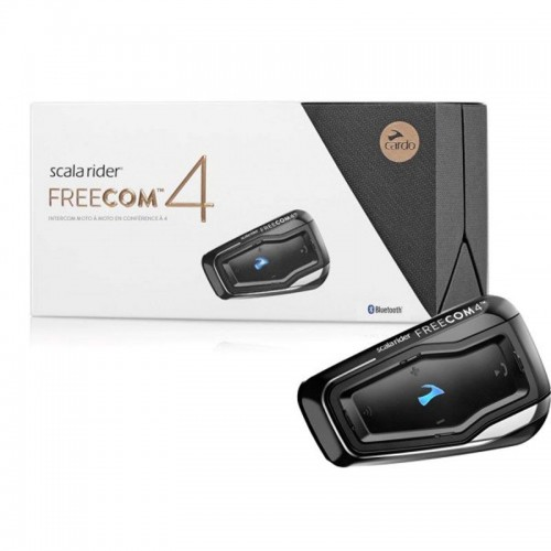 Kit INTERCOM Bluetooth - SCALA RIDER FREECOM 4
