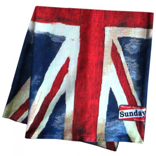Tour de cou Sunday SpeedShop Scarf Union Jack