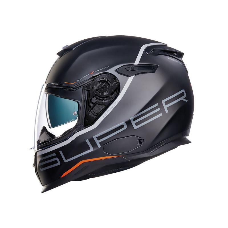 Casque moto intégral NEXX SX.100 SUPERSPEED