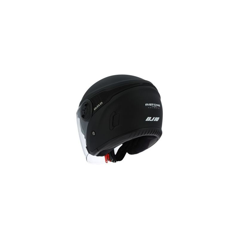 Casque moto jet ASTONE DJ8 monocolor Matt