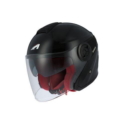 Casque moto jet ASTONE DJ10 - 2 monocolor Gloss