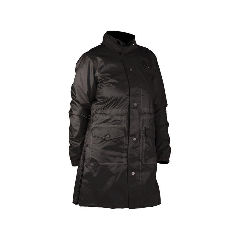 Trench coat femme Vquattro Mama Noir