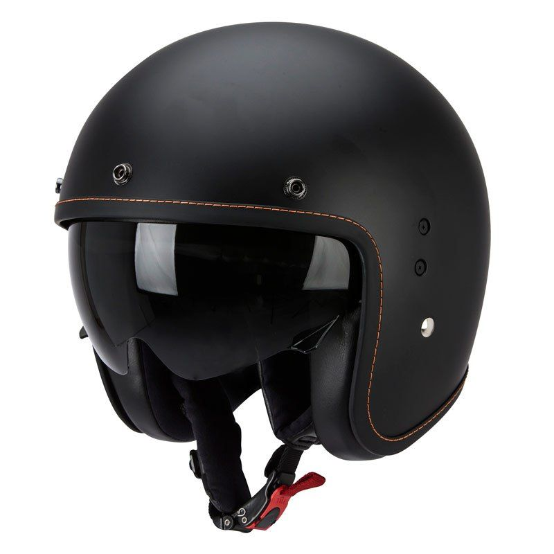 Casque moto jet SCORPION BELFAST Solid