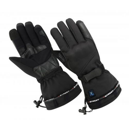 GANTS MOTO HOMME CHAUFFANTS V-STREET SOFT POWER HEATING