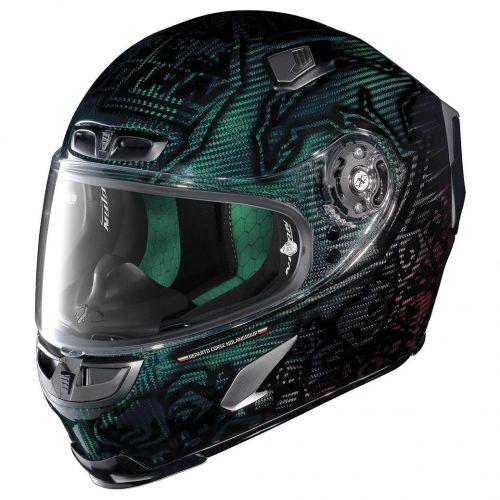 Casque Moto Intégral NOLAN - X803 Ultra Carbon Replica EX C. Stoner Superhero