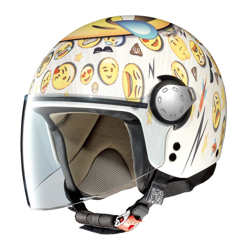 casque moto jet nolan g3 1 helmetart lol flat speed wear. Black Bedroom Furniture Sets. Home Design Ideas
