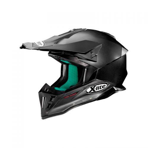 Casque Moto Motocross NOLAN - X502 Ultra Carbon Puro Carbon