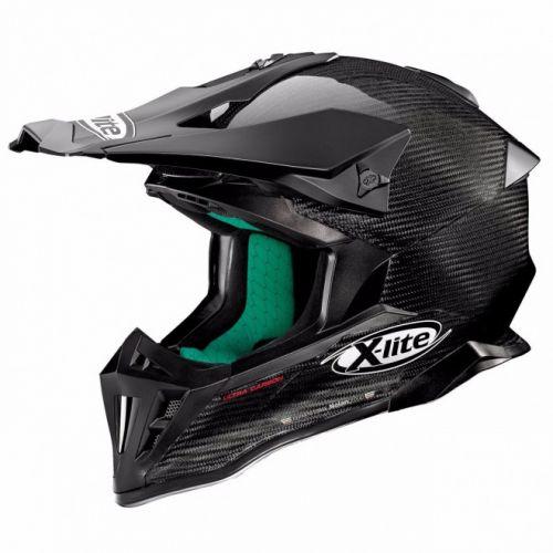 Casque Moto Motocross NOLAN - X502 Ultra Carbon Puro Flat Carbon