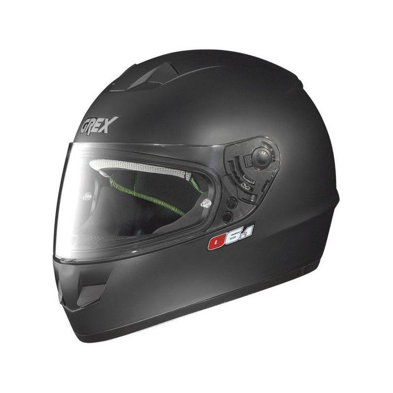 Casque Moto Intégral NOLAN - G6.1 Kinetic Flat Black