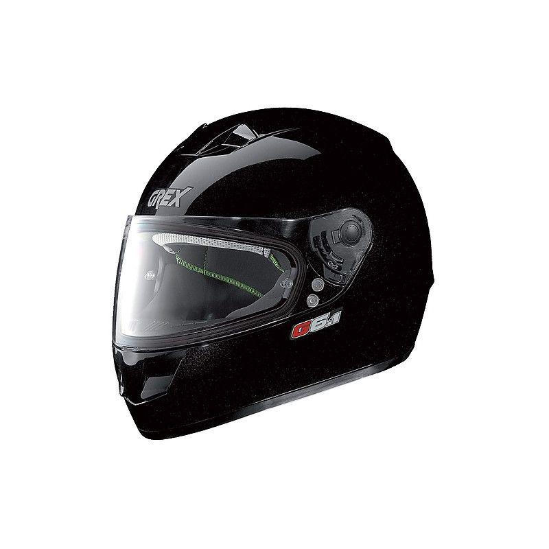 Casque Moto Intégral NOLAN - G6.1 Kinetic Metal Black