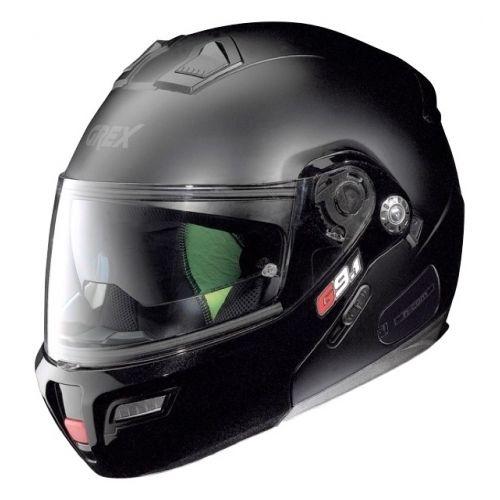 Casque Moto Modulable NOLAN - G9.1 Evolve Couplé n-Com Flat Black