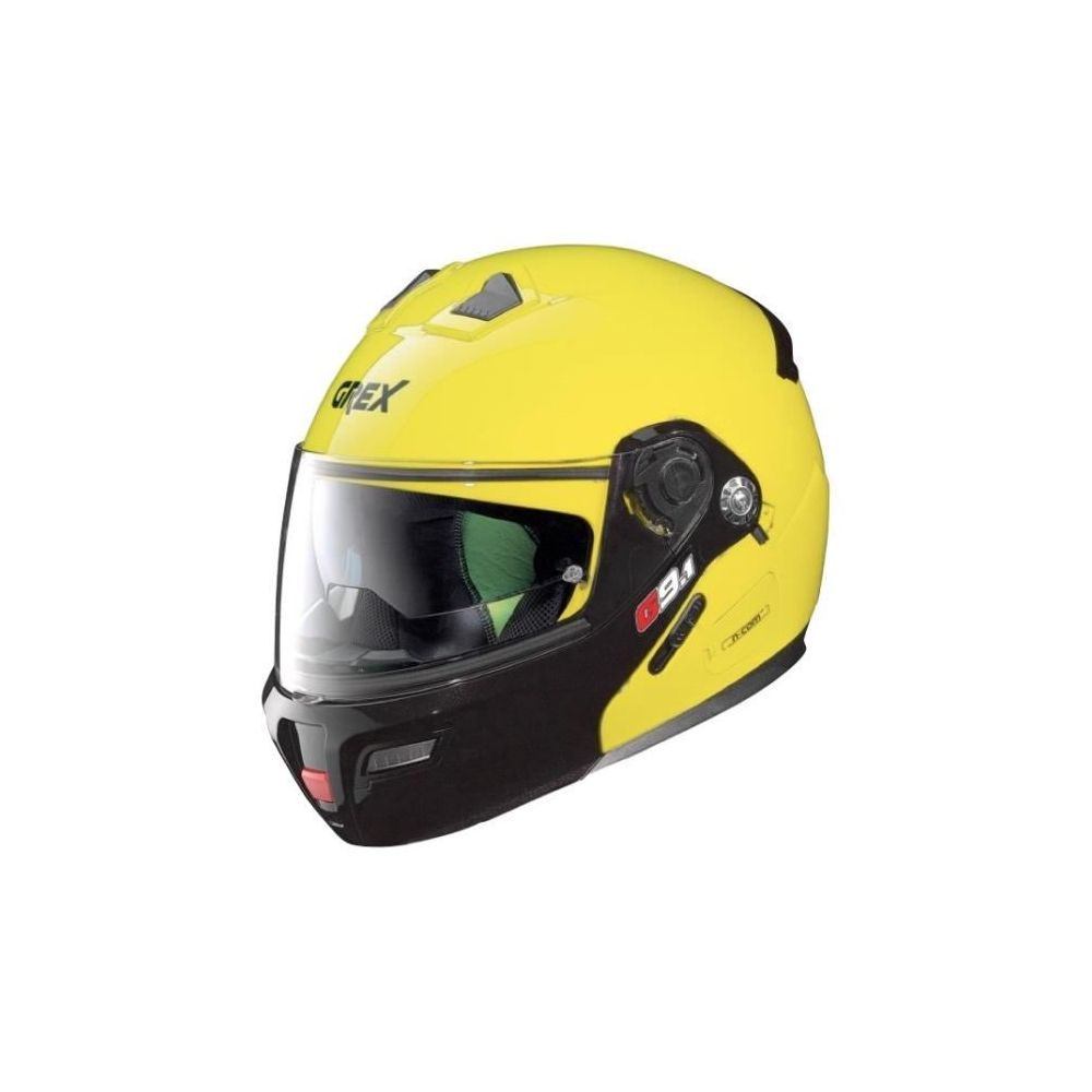 casque moto modulable nolan g9 1 evolve coupl n com led yellow speed wear. Black Bedroom Furniture Sets. Home Design Ideas