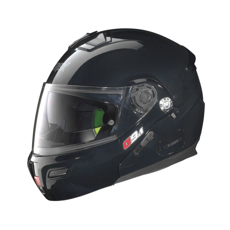 Casque Moto Modulable NOLAN - G9.1 Evolve Kinetic n-Com Metal Black