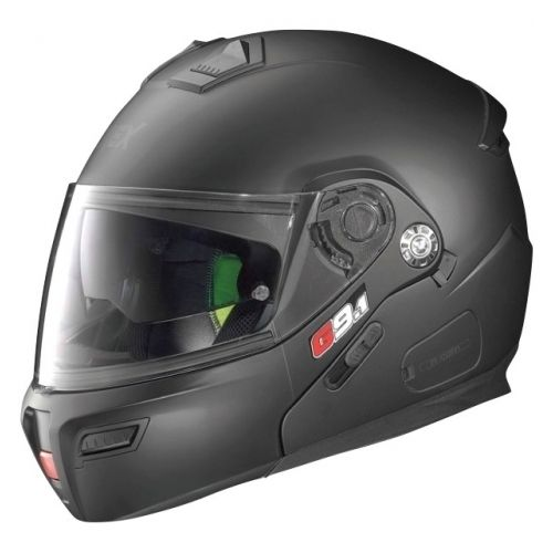 Casque Moto Modulable NOLAN - G9.1 Evolve Kinetic n-Com Flat Black