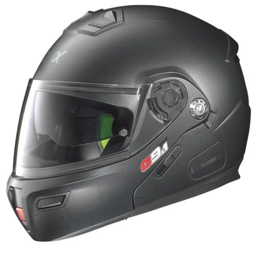 Casque Moto Modulable NOLAN - G9.1 Evolve Kinetic n-Com Black Graphite