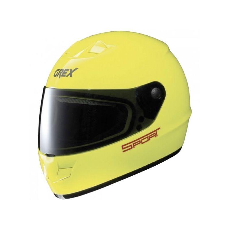 Casque Moto Intégral NOLAN - G6.1 K-Sport Led Yellow
