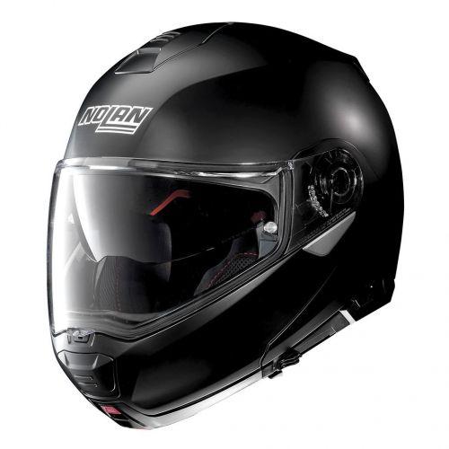 Casque Moto Modulable NOLAN - N100 5 Classic n-Com Flat Black