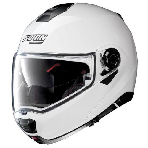 Casque Moto Modulable NOLAN - N100 5 Special n-Com Pure White